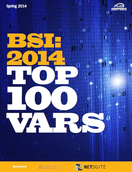 Report: 2014 Top 100 VARS