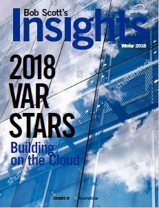 VAR STARS 2018: BUILDING ON THE CLOUD