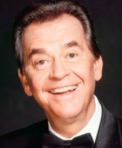 The late Dick Clark