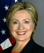 RANDOM THOUGHTS: HILARY CLINTON