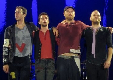 Coldplay By Nababan - Own work, CC BY 3.0