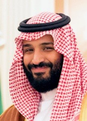 RANDOM THOUGHTS: SAUDI RULER
