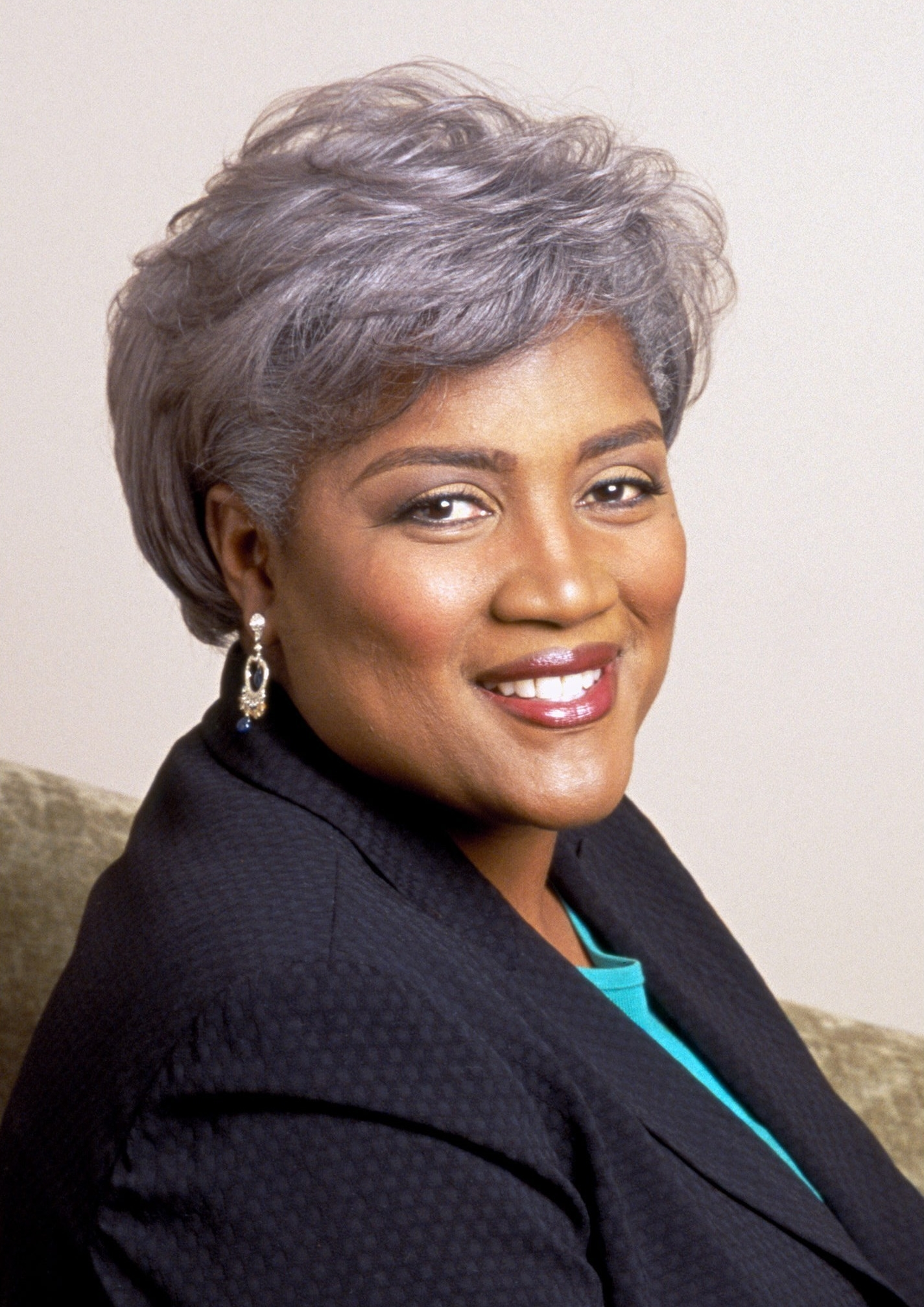 Donna Brazile, photo by Ron Aira