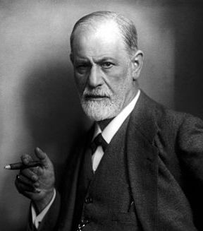 RANDOM THOUGHTS: SIGMUND FREUD