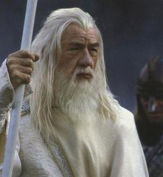 RANDOM THOUGHTS: GANDALF
