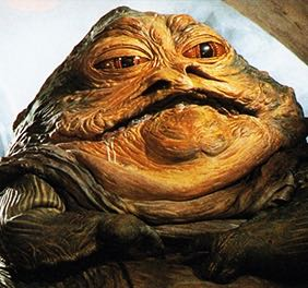RANDOM THOUGHTS: JABBA THE HUTT