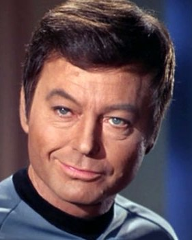 Deforest Kelley,