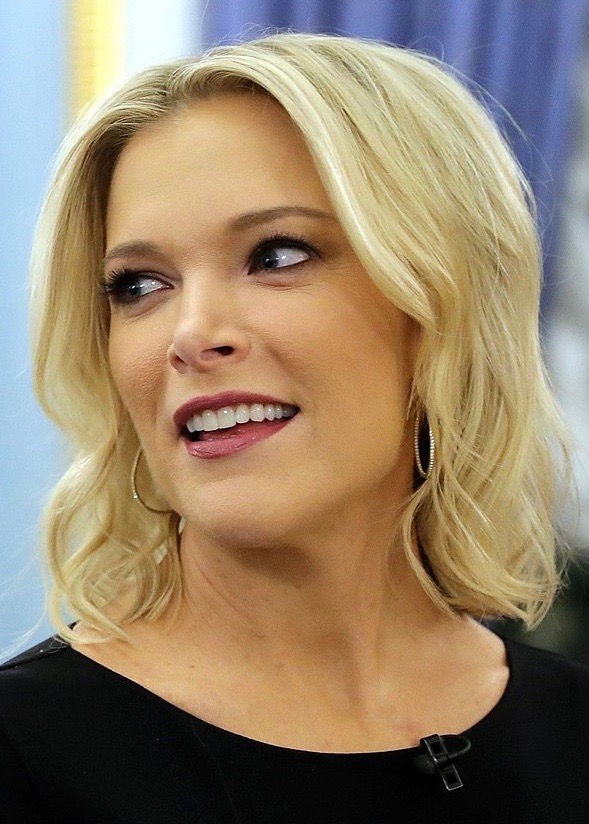 RANDOM THOUGHTS: MEGYN KELLY