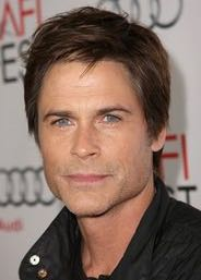 RANDOM THOUGHTS: ROB LOWE