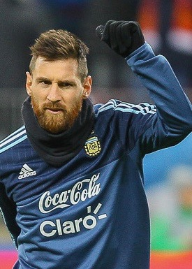 RANDOM THOUGHTS: ARGENTINA'S MESSI