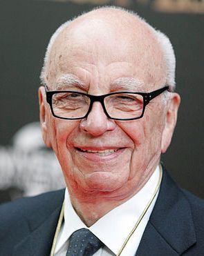 RANDOM THOUGHTS: RUPERT MURDOCH