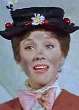 RANDOM THOUGHTS: MARY POPPINS