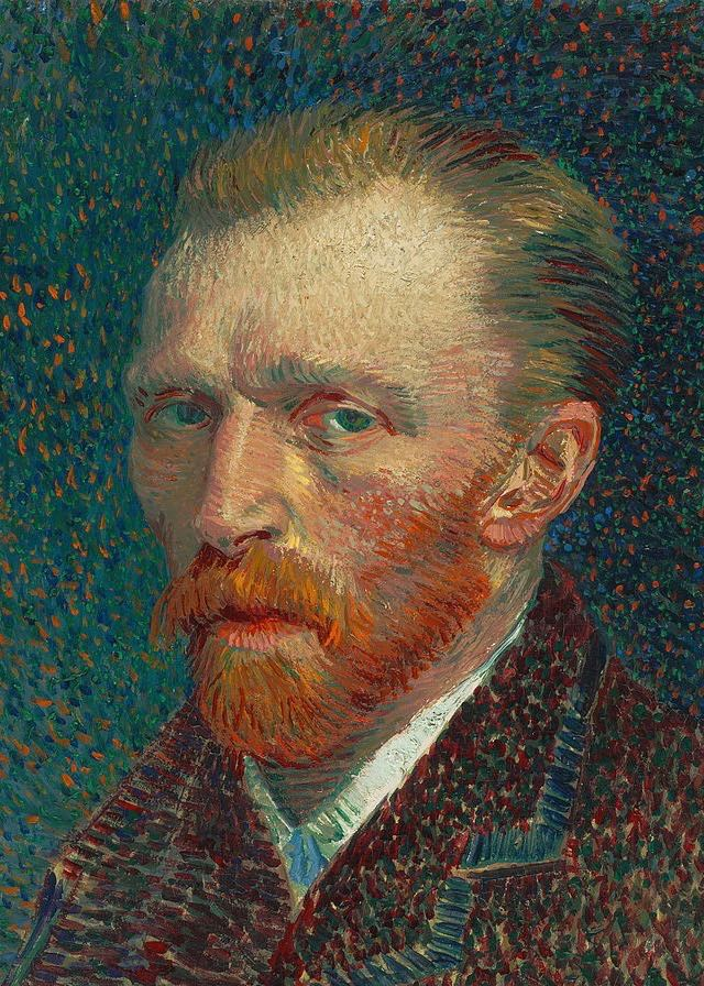 RANDOM THOUGHTS: VAN GOGH