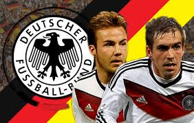 German World Cup Players