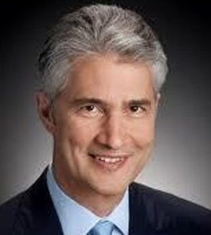 Jeff Smisek, former CEO, United Airlines
