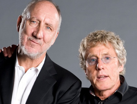 Peter Townshed, Roger Daltrey