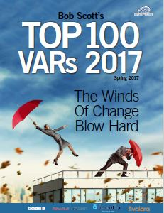 2017 Top 100 VARS Cover