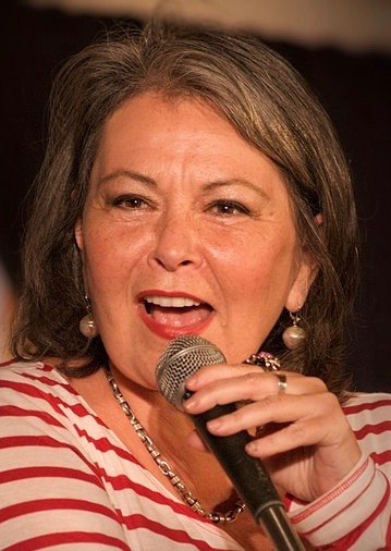 Roseanne Barr at the Hard Rock Cafe on Maui - 2010.