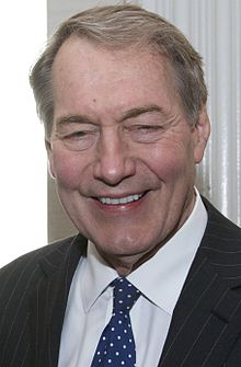 Charlie Rose, TV personality