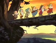 Seven Dwarves (from original movie trailer)